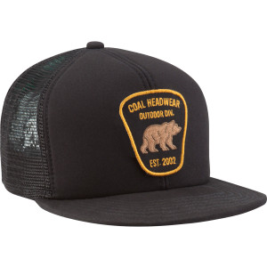 coal bureau trucker hat MTZQDWY