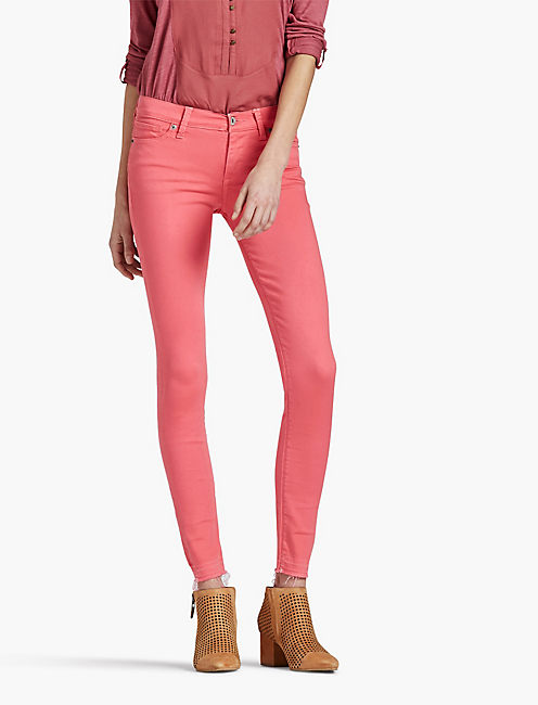colored jeans lucky brooke legging jean MJTAHXY