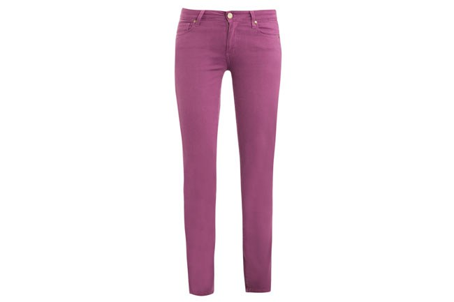 colored jeans paige denim verdugo jean, $282. matchesfashion.com. NLSPZMY