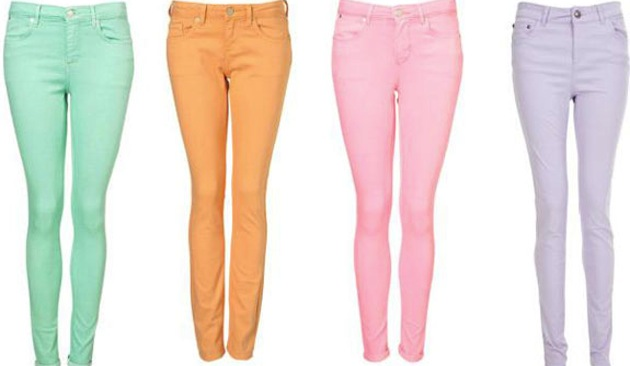 colored jeans sandi pointe - virtual library of collections PAIFAPT