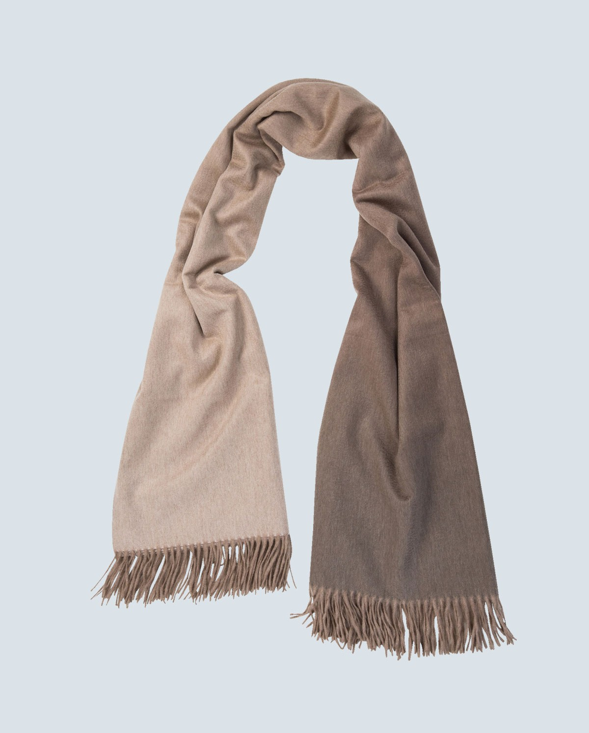 colour graded 100% cashmere scarf marble WGJTXCN