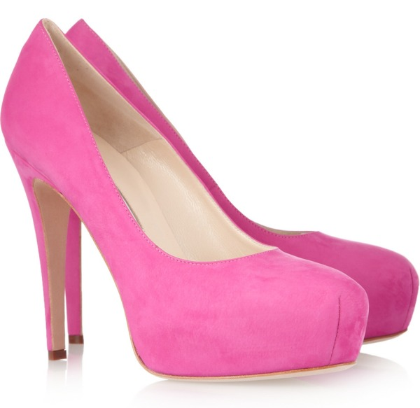 common perceptions about pink shoes BSFFIUP