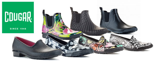 cougar garden shoes AAOJJGB