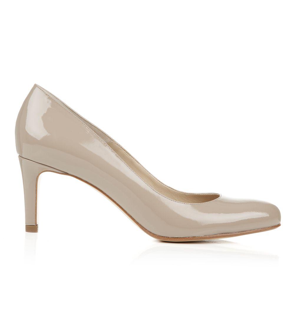 cream shoes image 1 of lizzie court IRNQXFM