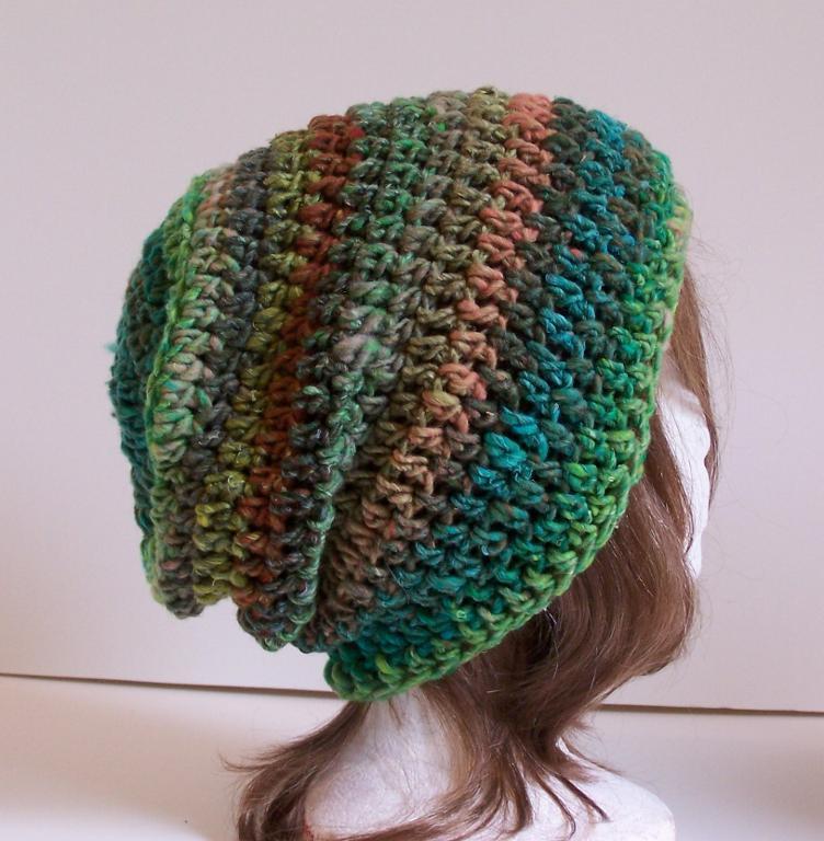 crochet hat outlier slouchy toque free crochet pattern HHGOVQS
