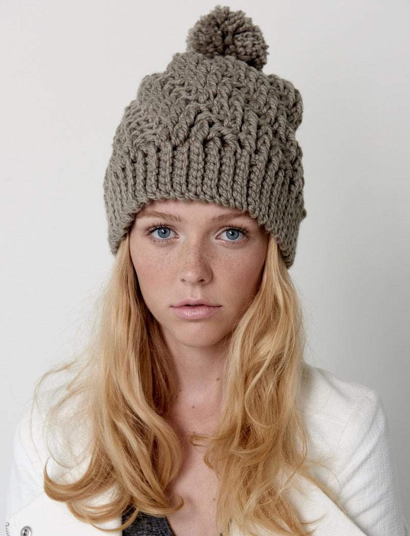 crochet hat stepping texture hat TILSYYZ