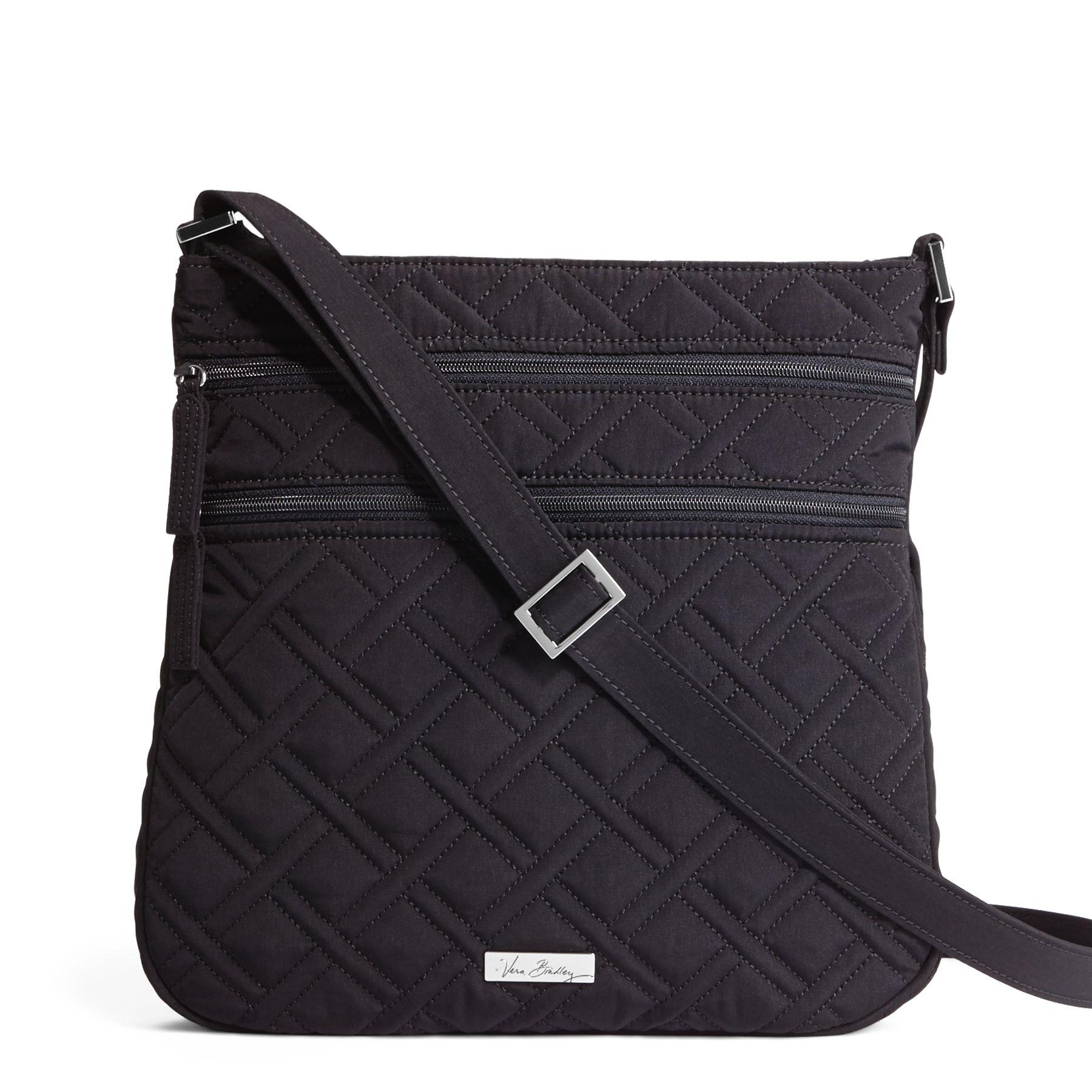 crossbody purses triple zip hipster | vera bradley AJIMOJH