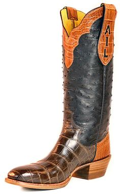 custom boots july 2014 boot of the month  MAMKMSI