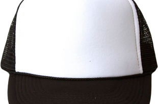 custom trucker hat - cayucos collective SNFWIFM