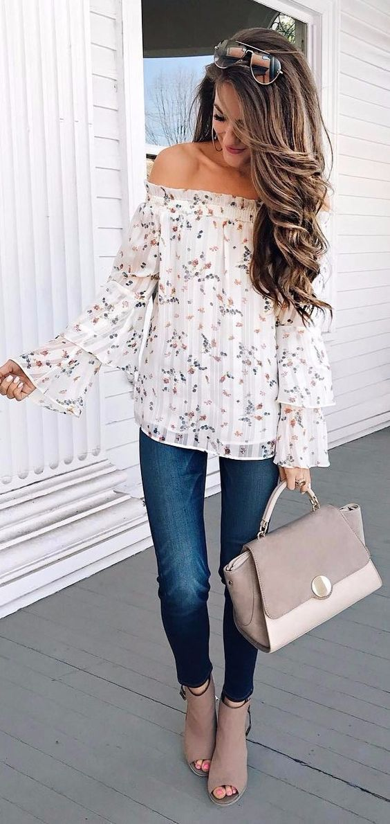 Cute outfit ideas- for happy-go-lucky women