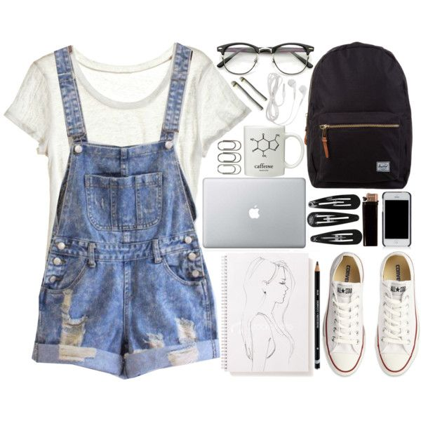 cute outfit ideas cute outfits for school: 20+ best for an easy and fashionable look HEJXAYZ