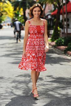 cute summer dress XOUJKEL