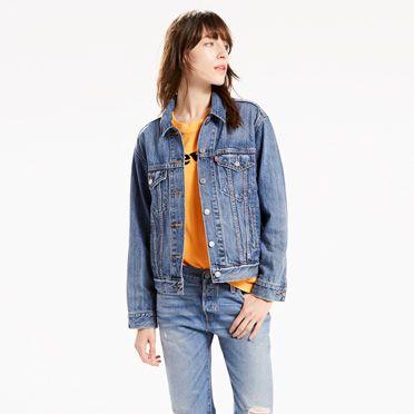 denim jackets for women quick view VEUBZEF