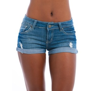 denim shorts for women casual wear. drawing modelsdenim shortsjamaicacasual wearfor women ZVHBLEK