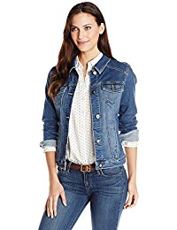 denim vest for women wrangler authentics womenu0027s denim jacket SHGTXXH