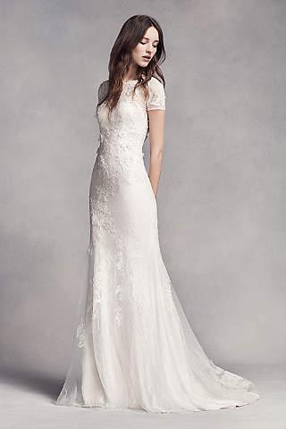designer wedding gowns designer wedding dresses u0026 designer gowns | davidu0027s bridal THEVOUF