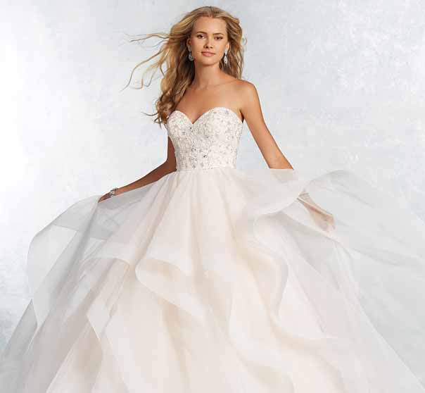 Perfect pick for your special day: the designer wedding gowns