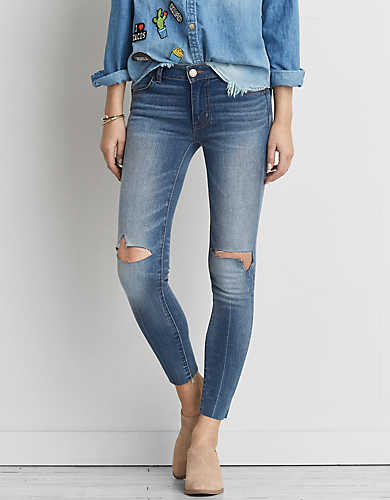 destroyed jeans jegging ankle VBLMBRN