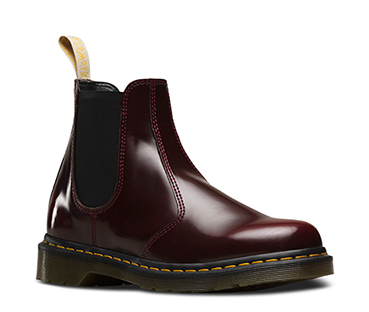 doc martens boots 2976 cherry red 21802600 EHIZOBC