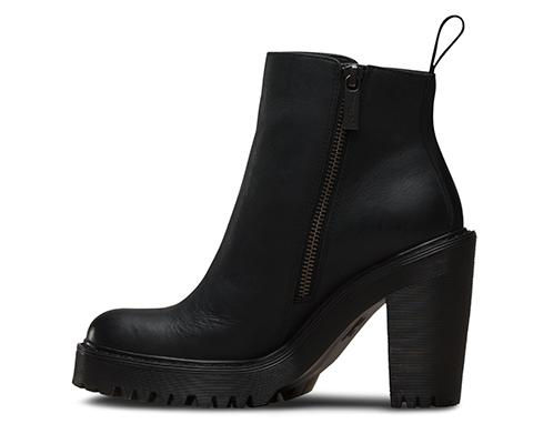 doc martens boots magdalena black 16734001 PMGGHAK