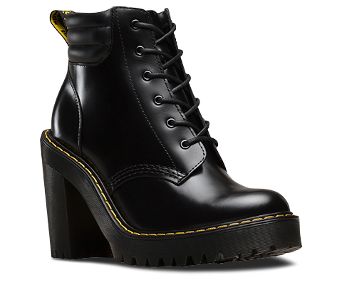 Fashionable doc marten boots for sale