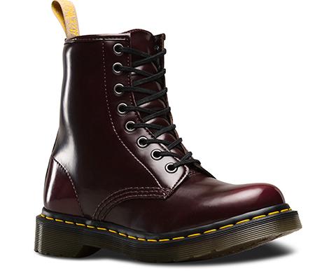 doc martens boots vegan 1460 cherry red 14585600 QPGEPWY