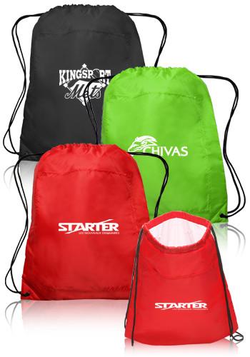 drawstring bags 16.5w x 20h inch insulated drawstring backpacks | bpk20 ENWWMSG
