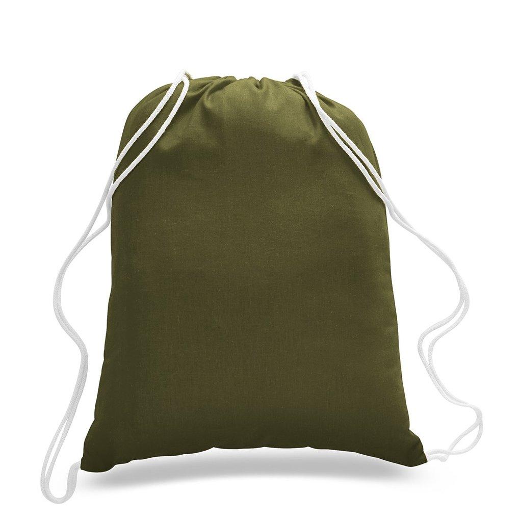 drawstring bags ... army economical sport cotton drawstring bag ... JVXGPHS