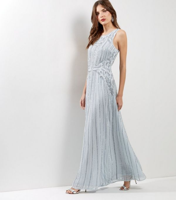 embellished maxi dress zoom RBTIZZL