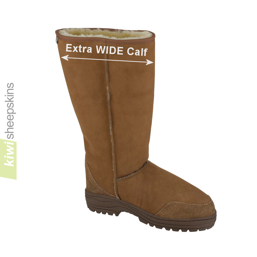 extra wide calf ultimate tall sheepskin boots VSIXMUU