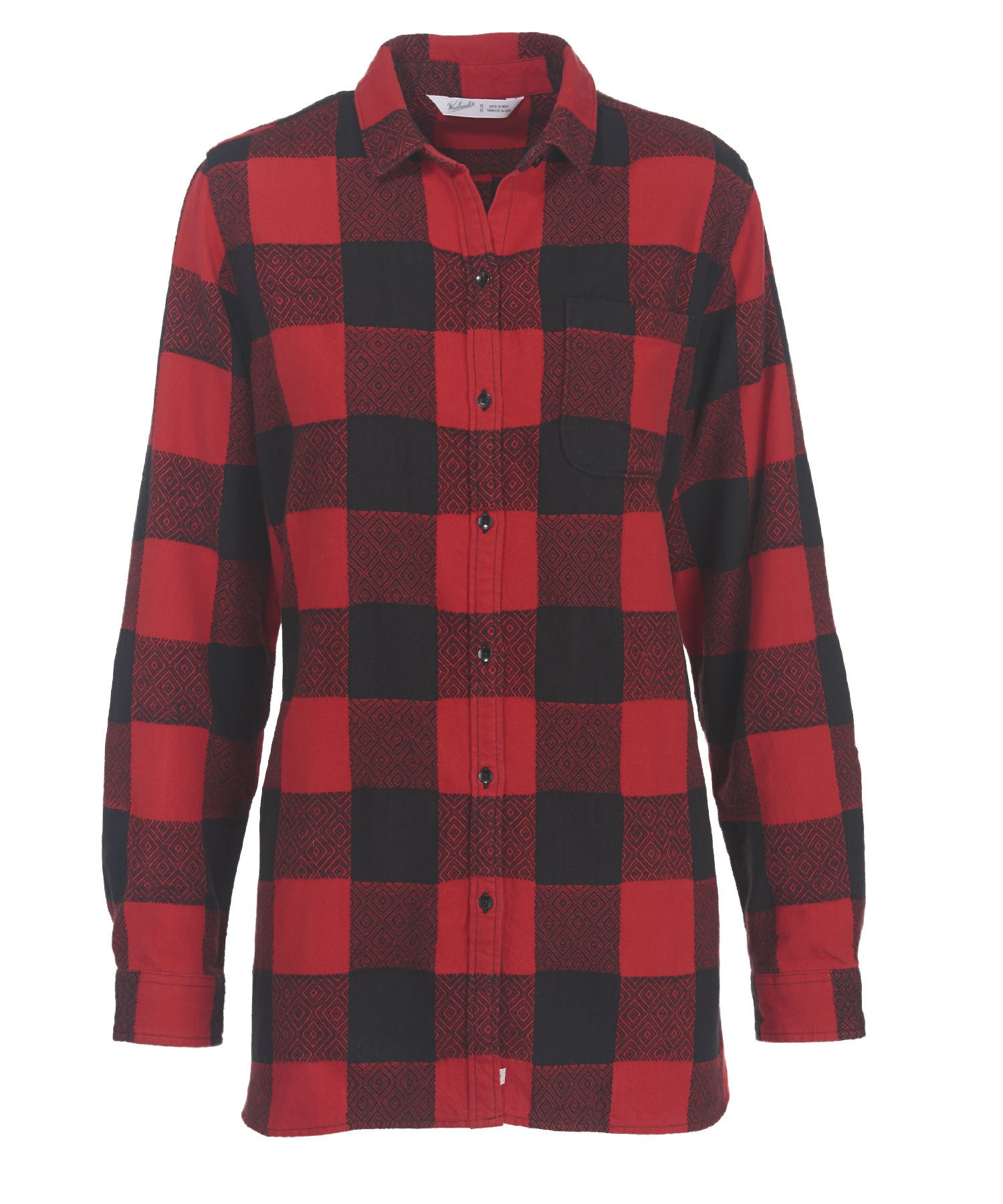 flannel shirts womenu0027s oxbow bend tunic flannel shirt ACLFVLI