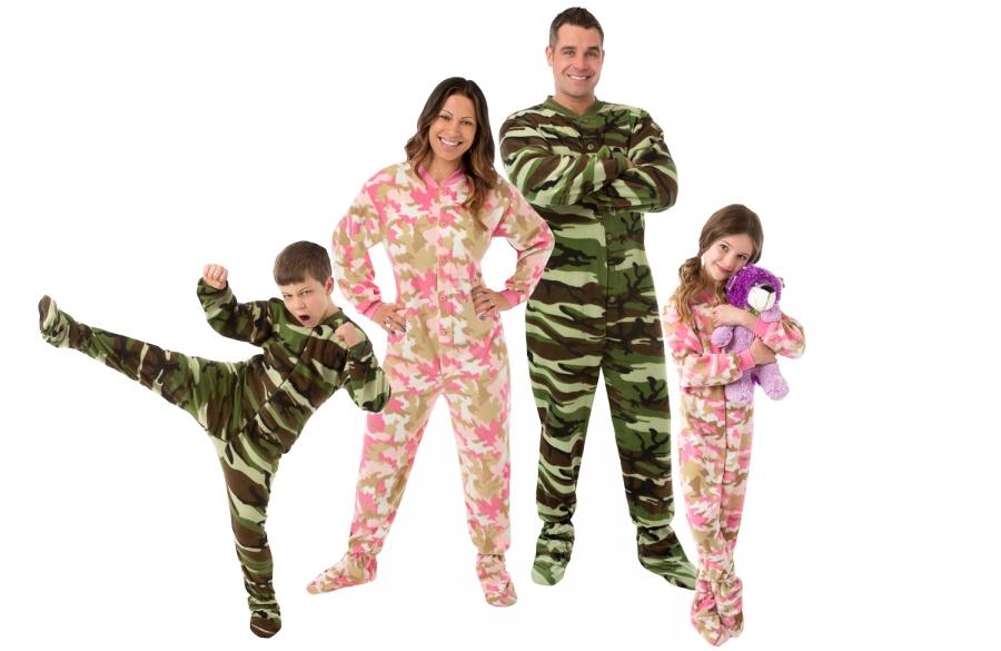 footed pajamas n/a CRKUNSO