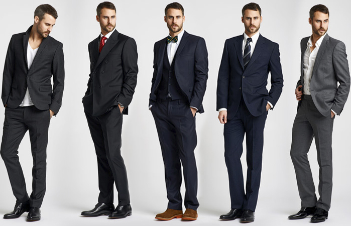 formal wear professional environment: one of the most common settings in which we have  to dress OKJRNGS