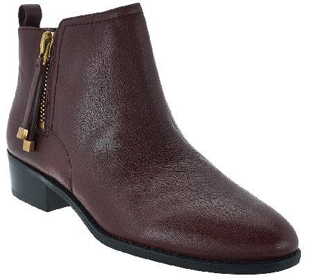 franco sarto boots franco sarto leather ankle boots ... IPWBXDJ