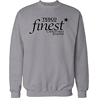 funny christmas jumpers mens funny christmas jumper tesco finest xmas sweater gift present unisex  top new 2015 LNUYSEC