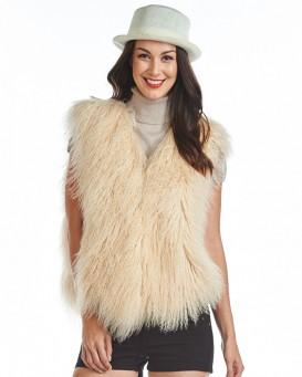 fur vest fur vests under $300 RSQNEBH