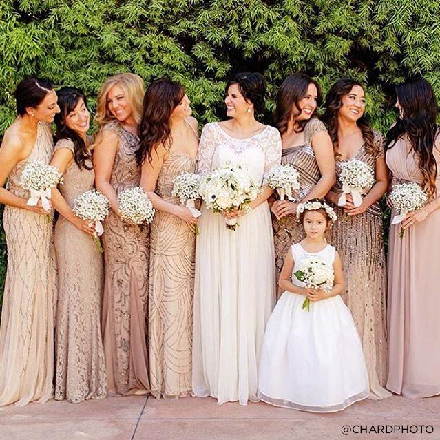 gold bridesmaid dresses bridesmaid ASPZQLJ