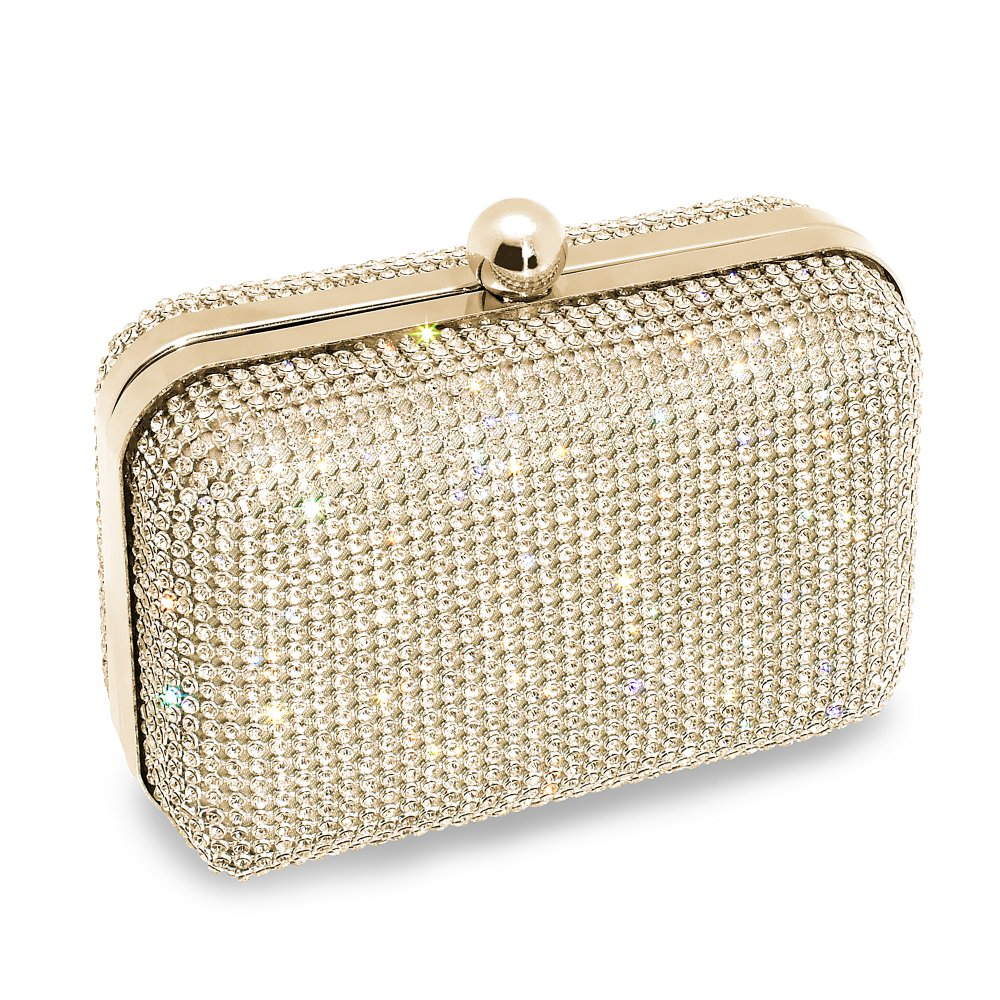 gold clutch bags looks cly with the bag watchfreak women UZFHRJB