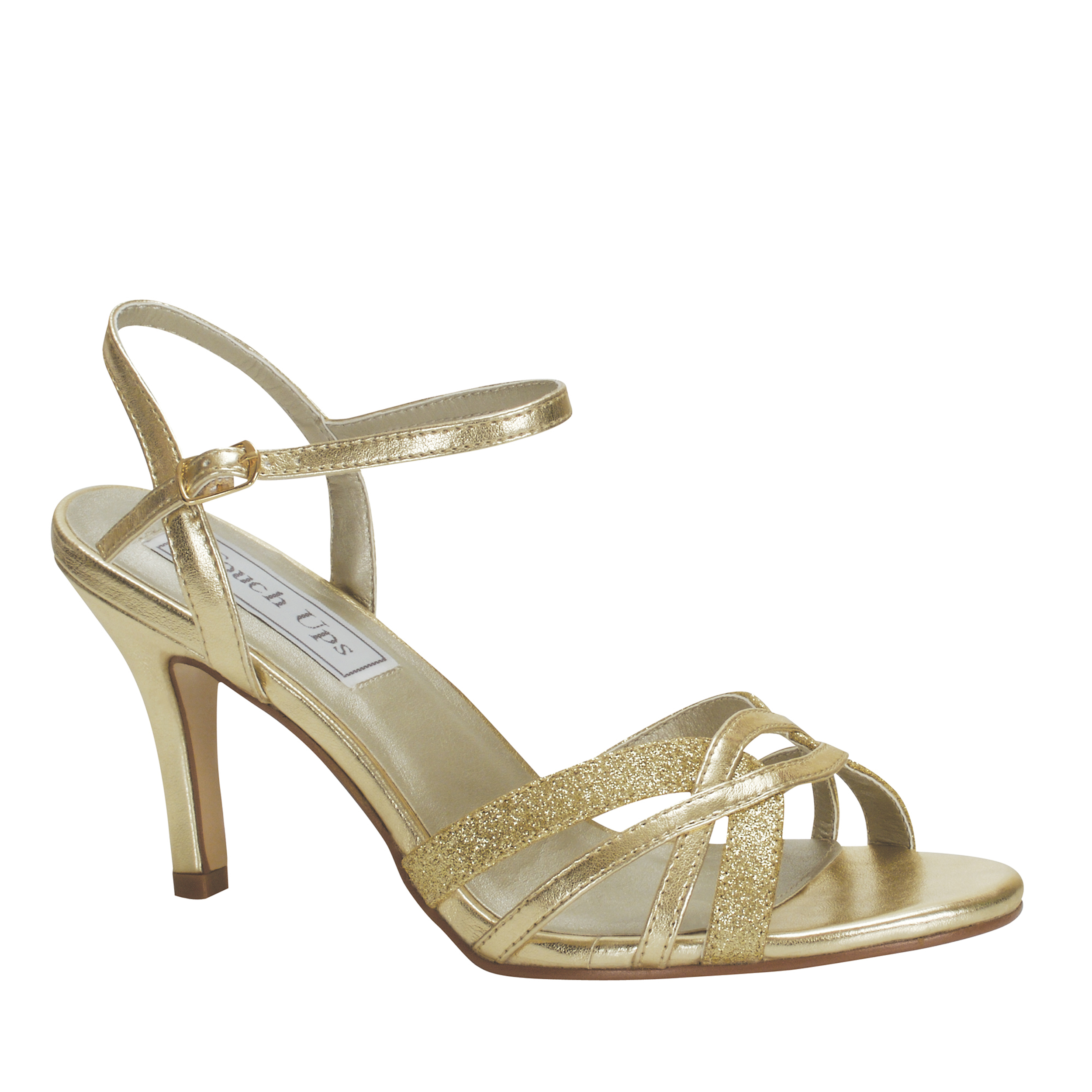gold pumps touch ups womenu0027s taryn gold sandal - wide width available CFDKQPZ