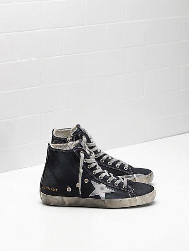 golden goose sneakers francy ZIEETOF