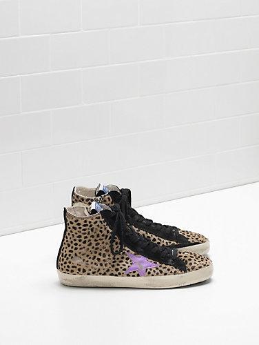 golden goose sneakers francy ZNHPZOF