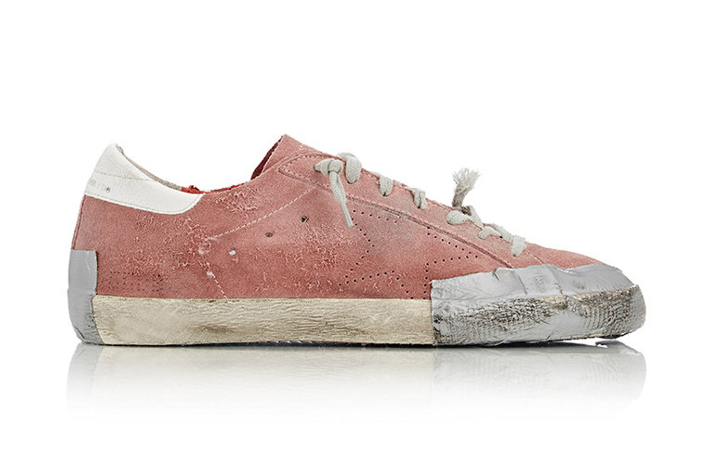 Golden goose sneakers-an iconic footwear
