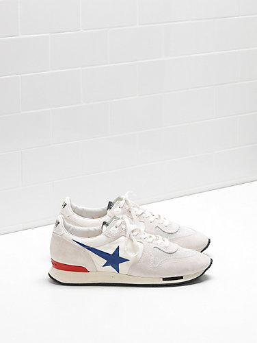 golden goose sneakers running BBMHQMY