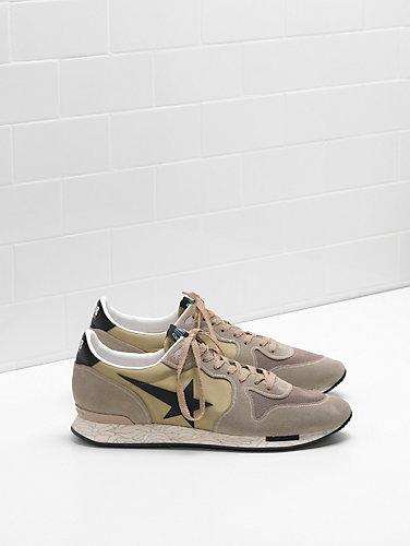 golden goose sneakers running UZYCQQN