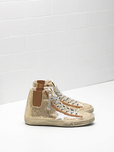 golden goose sneakers v-star 1 YIBMNLQ