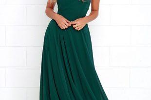 green dresses mythical kind of love dark green maxi dress EQKUPFD