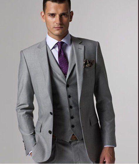 grey suit 25+ best ideas about grey suits on pinterest | groomsmen suits, gray  groomsmen suits FHPZQNA