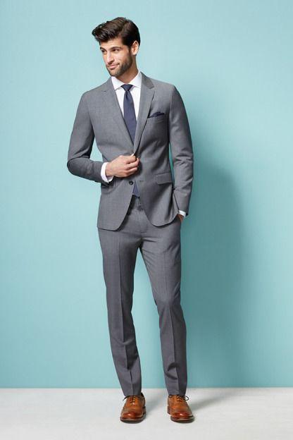 grey suit 25+ best ideas about grey suits on pinterest | groomsmen suits, gray  groomsmen suits PUFXHJT