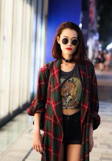 grunge fashion grunge style OEUDNMG