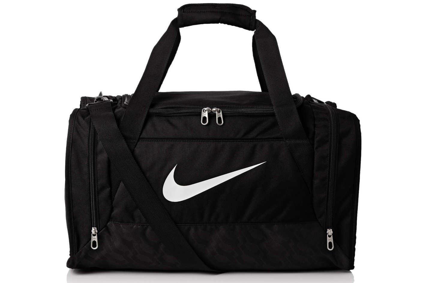 gym bag i like my nike brasilia duffel bag because itu0027s big enough to fit my YCKVDYH